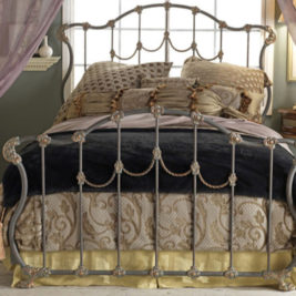Bedrooms and More Wesley Allen Hamilton Bed