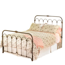 Bedrooms and More Wesley Allen Hillsboro Bed