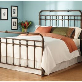 Bedrooms and More Wesley Allen Laredo Bed Frame