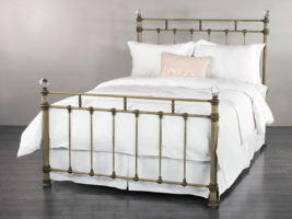 Bedrooms and More Wesley Allen Remington Bed