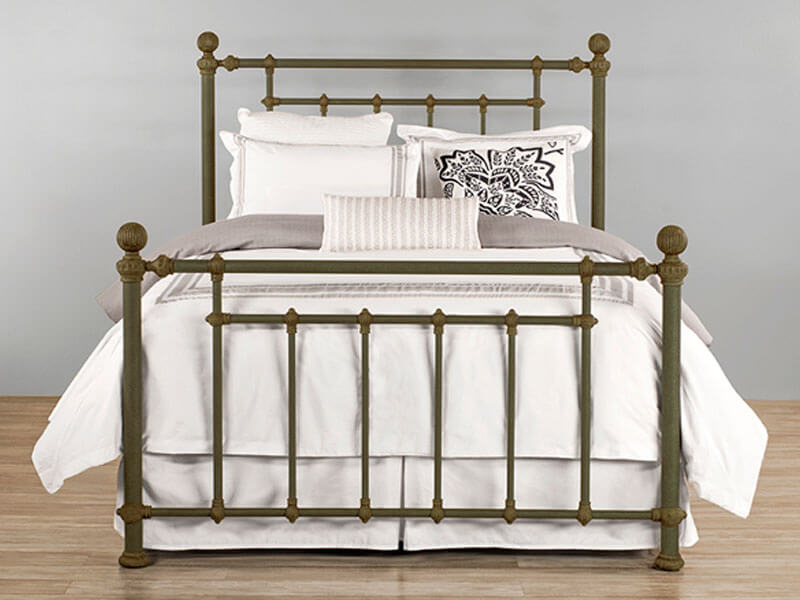 Bedrooms and More Wesley Allen Revere Bed