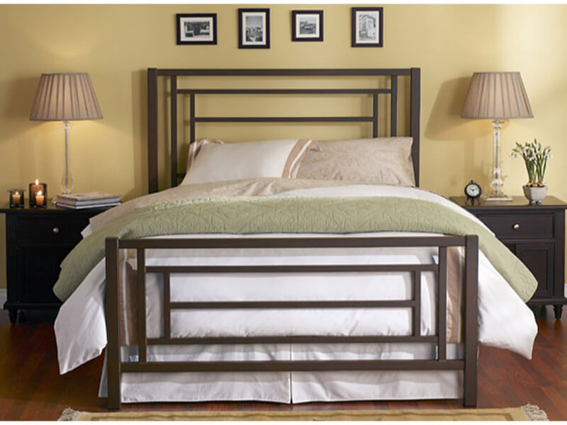 Bedrooms and More Wesley Allen Sunset Bed