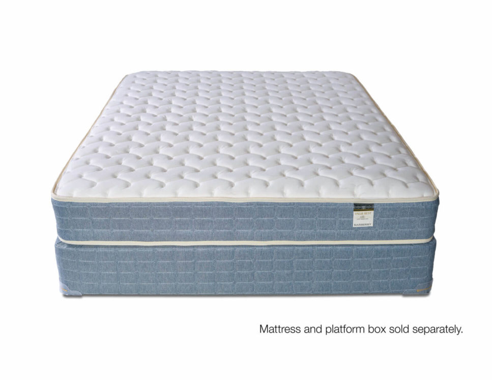 Extra firm 2 sided coil mattress