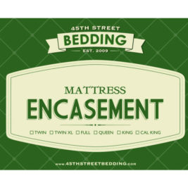 45th Street Bedding Bedding Mattress Encasement