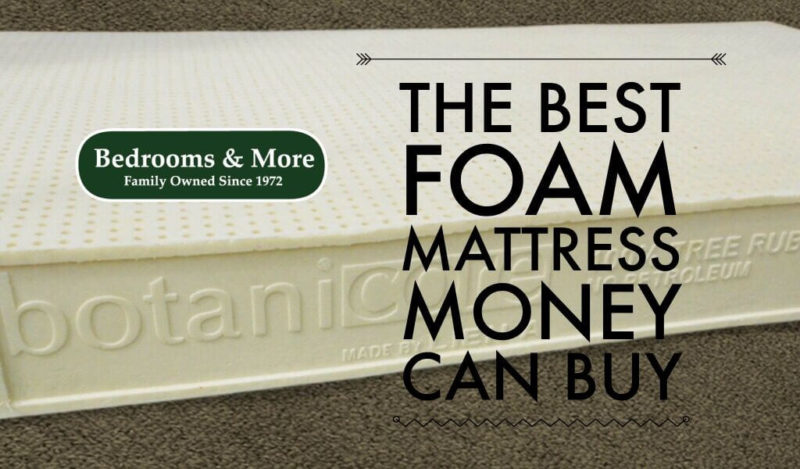best foam mattress is Botanicore™