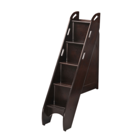 Night & Day Bunk Bed Stairs (Chocolate)