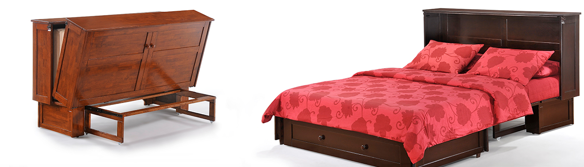 Create A Guest Room Space Anywhere You Need One With A CabinetBed.  CabinetBeds, Also Known As Storage Beds, Are A Great Low Cost Alternative  To Wall Beds Or ...