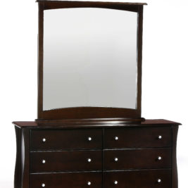 Clove 6-Drawer Dresser