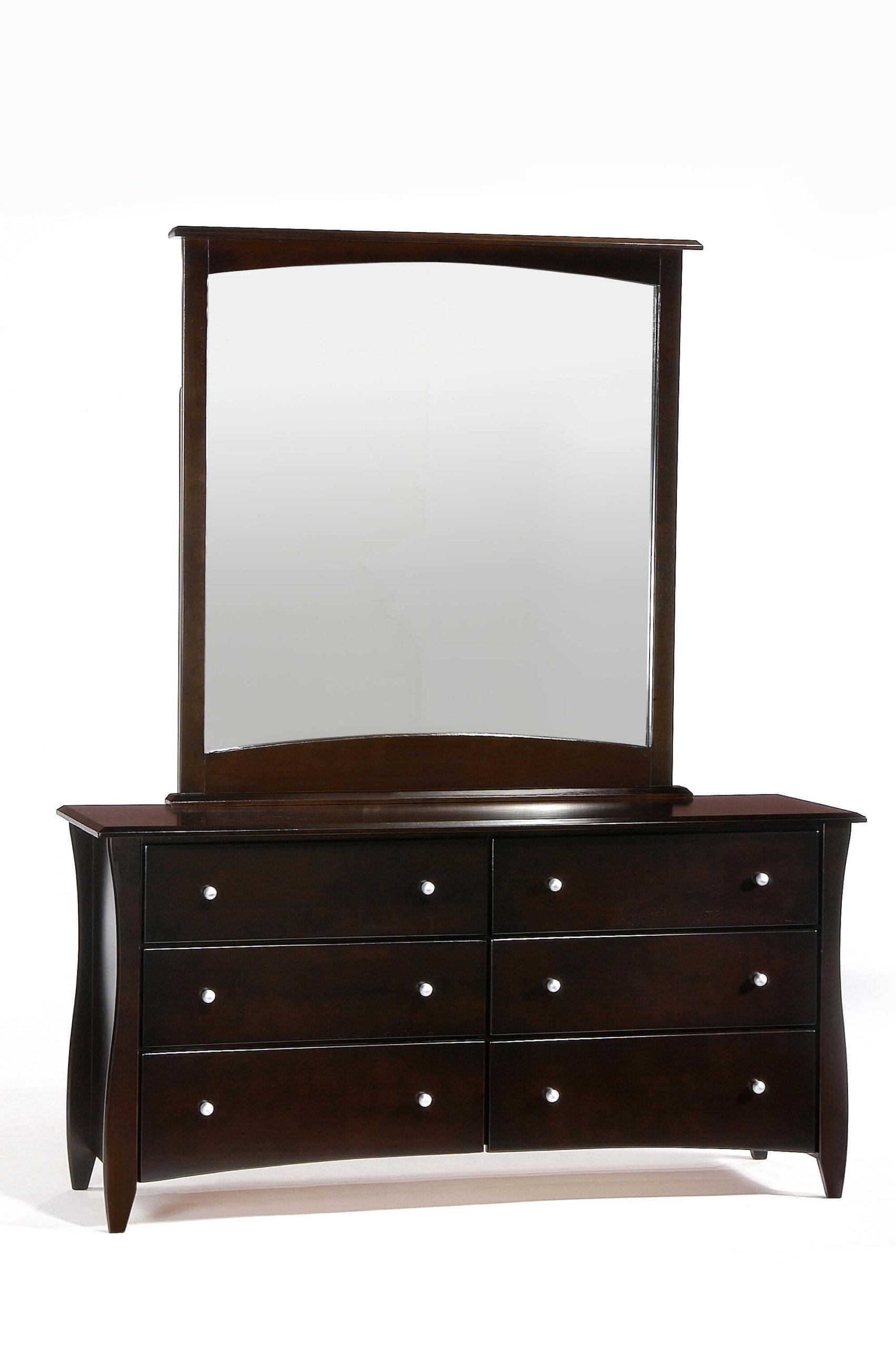 Clove 6-Drawer Dresser