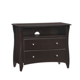 Night & Day Clove TV Stand (Chocolate)
