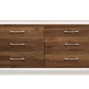 Contour 6-Drawer Dresser