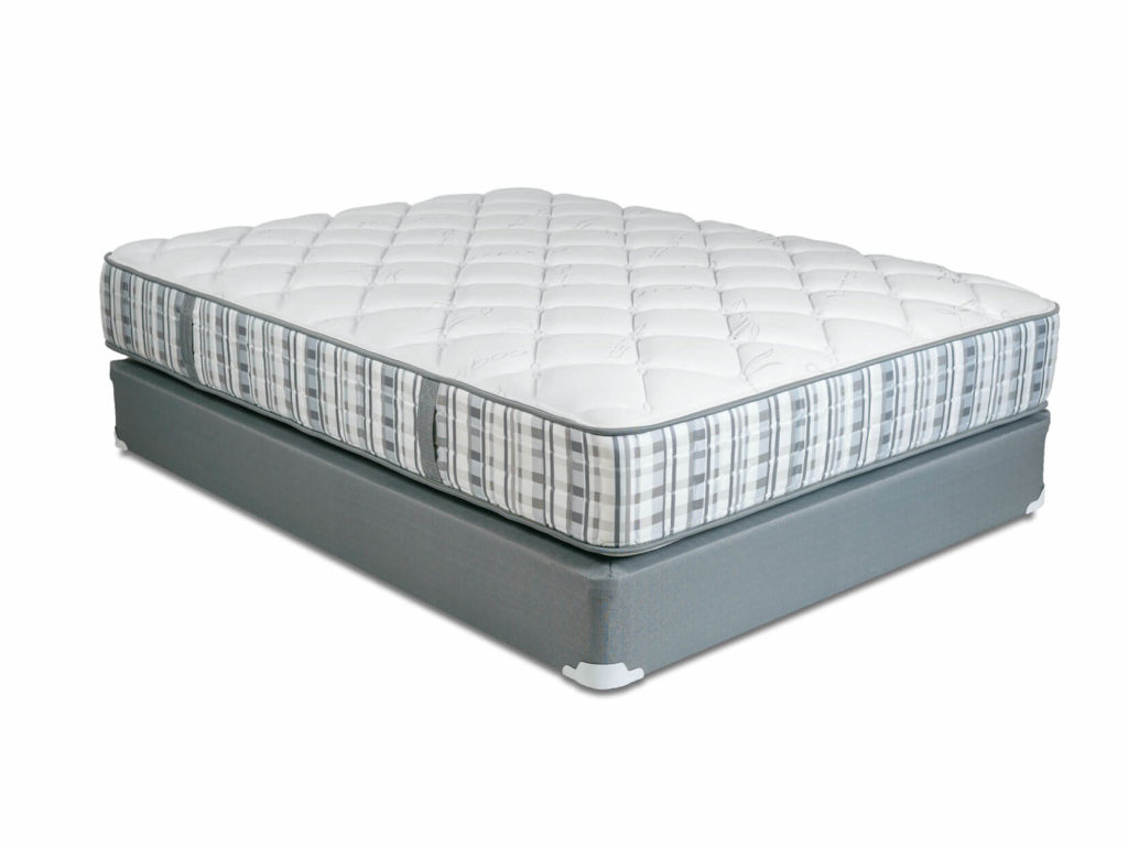 Discovery Plush Innerspring Mattress Side View