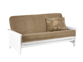 Night & Day Key West Futon (White)
