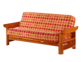 Night & Day Portofino Futon (Honey Oak)