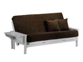 Night & Day Seattle Futon (White)