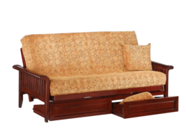Night & Day Venice Futon (Rosewood)
