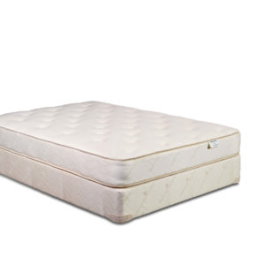 Gaia Cotton Only Innerspring Mattress Side View