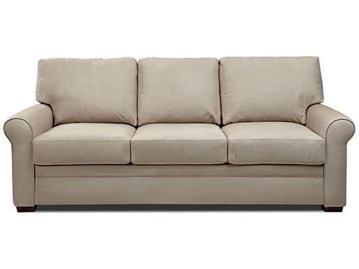 Gaines Convertible Comfort Sleeper Sofa