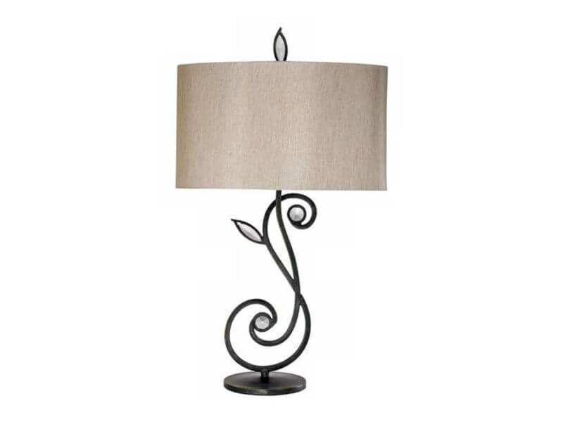 Pacific Coast Lighting Garden Symphony Table Lamp Bedrooms and More Seattle