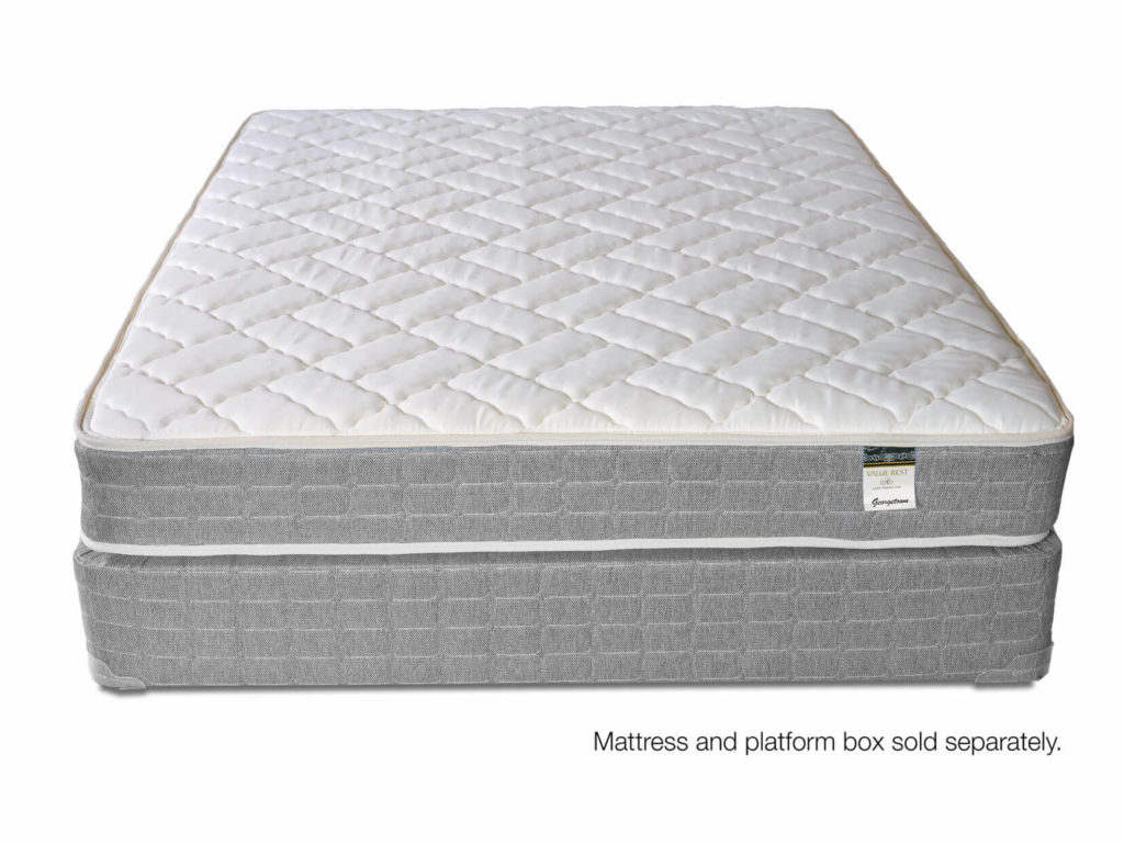 Georgetown Latex Mattress Front View
