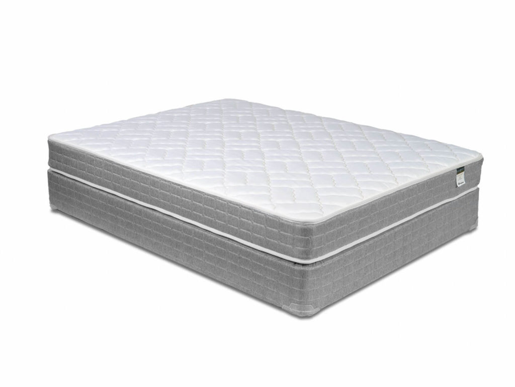 Georgetown Latex Mattress Side View