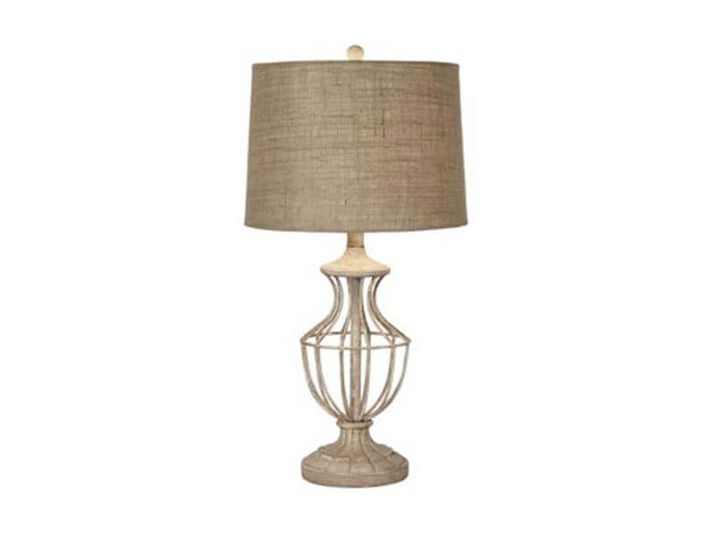 Pacific Coast Lighting Hampton Table Lamp Bedrooms and More Seattle
