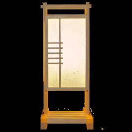 Hashigo table lamp