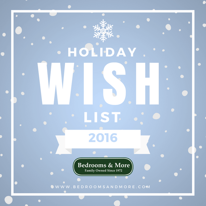 Holiday Wish List 2016