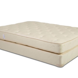 Organic Cotton Wool Innerspring Mattress
