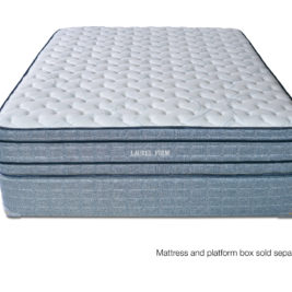 Firm, Flippable, Two-Sided Coil Mattress