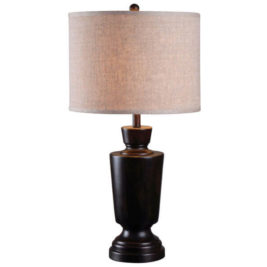 Kenroy Leslie Table Lamp Bedrooms and More Seattle