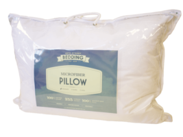 45th Street Bedding Microfiber Pillow