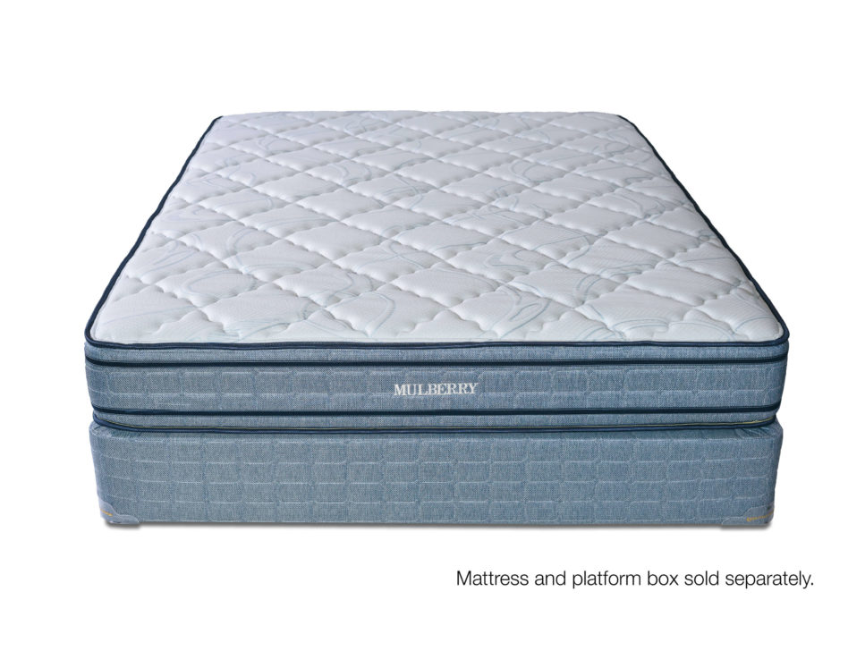 Affordable, comfortable, 2-sided mattress