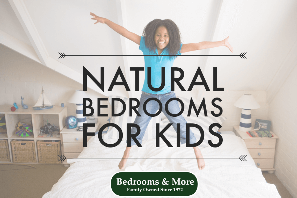 Natural Bedrooms for Kids