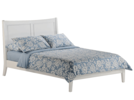 Night & Day Saffron Bed (White)