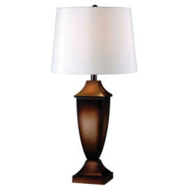 Kenroy Singer Table Lamp Bedrooms and More Seattle