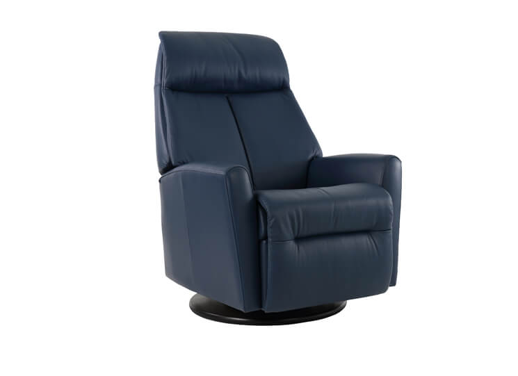 Sydney Recliner Side View