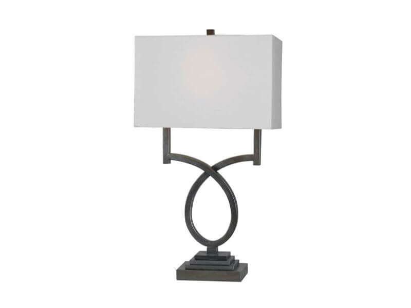 Kenroy Tau Table Lamp Bedrooms and More Seattle