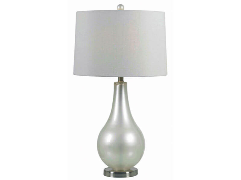 Kenroy Teardrop Table Lamp Bedrooms and More Seattle