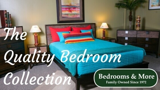 Quality Bedroom Collection Blog Title Page