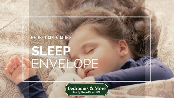 The Sleep Envelope Blog Graphic