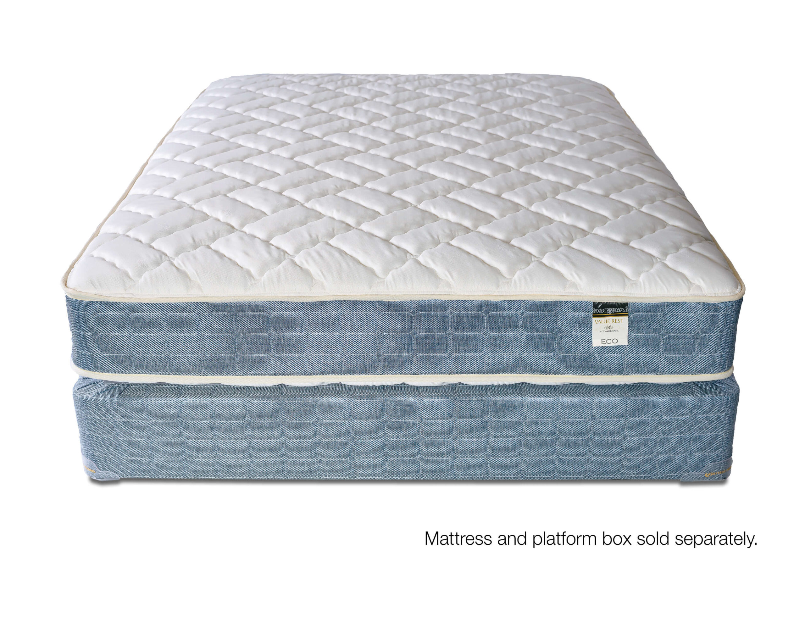 Value Rest Eco Innerspring Mattress by 2-Sided Classics| Seattle