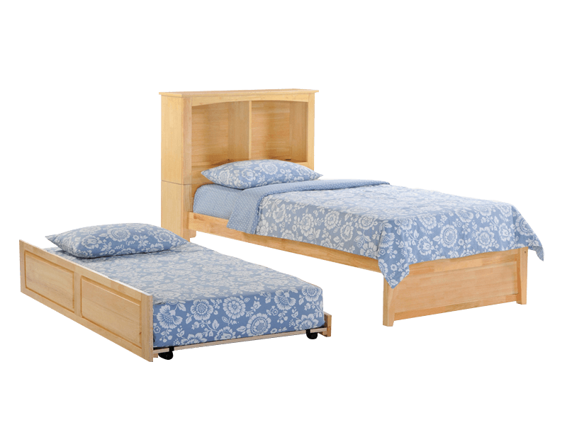 Night & Day Vanilla Bed (Natural)