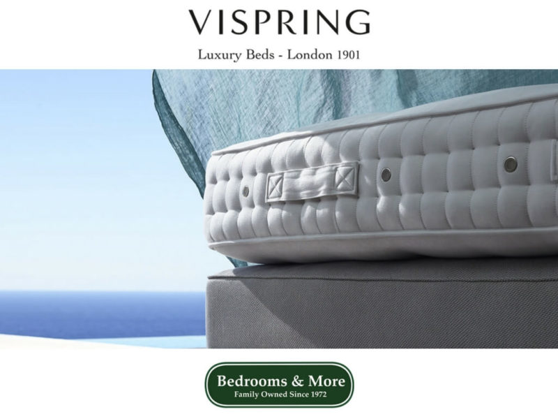Vispring Mattress Blog Banner Image