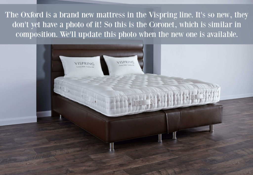 Vispring Coronet Mattress - Temporary