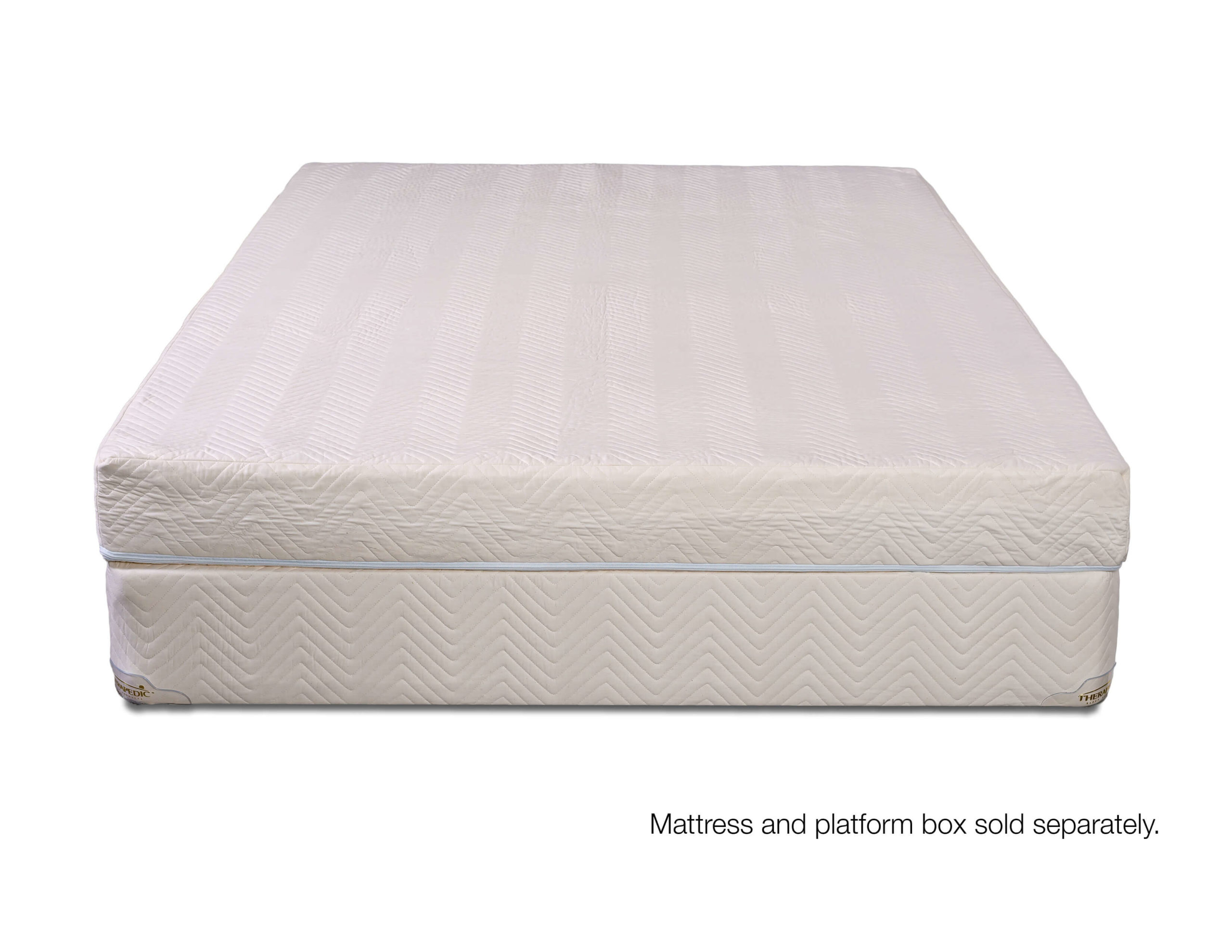 Botanical Latex and Cotton in the Wallingford Latex Mattress
