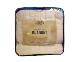 45th Street Bedding Bedding Washable Wool Blanket