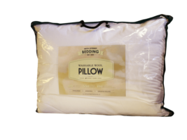 45th Street Bedding Bedding Washable Wool Pillow from 45th Street Bedding at Bedrooms & More in Seattle