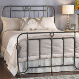 Bedrooms and More Wesley Allen Wellington Bed
