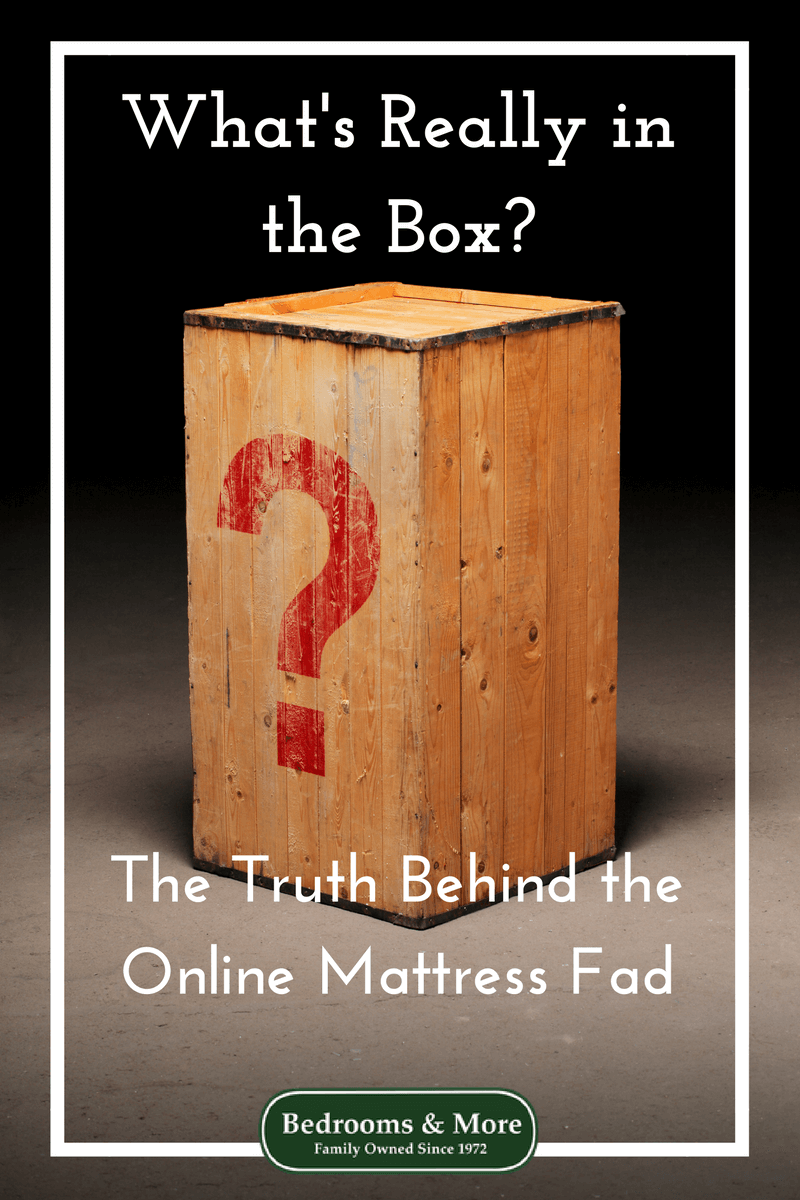 The truth about the online mattress companies